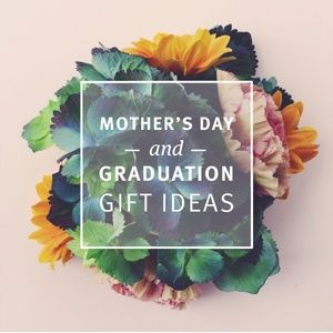 👑Mother's Day,  May 9th /Graduation Gifts